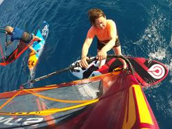 Windsurf Clinic to Lanzarote Canary Islands